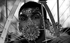 Thaipusam photography walk in Singapore