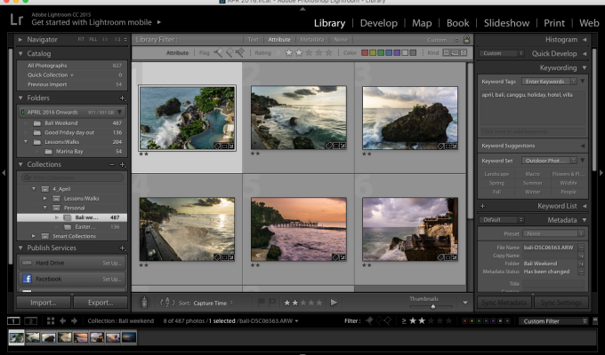 Adobe Lightroom vs Adobe Photoshop
